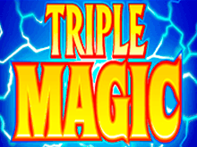 Triple Magic NetEnt автомат на рубли